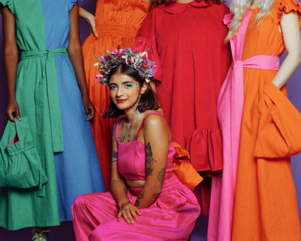 Miranda Banana, une mode colorée pour toutes !