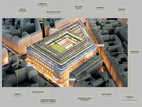 Trois chefs d'œuvre architecturaux parisiens achèvent leur mue