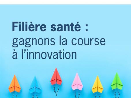 Filière santé : la course à l'innovation