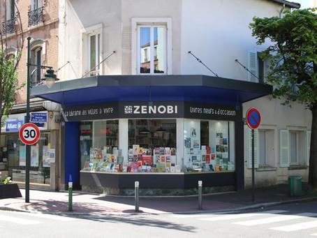 A Malakoff, Zenobi, la librairie des villes à vivre
