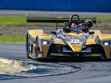 Bruna Tomaselli makes endurance debut, takes podium in Curitiba