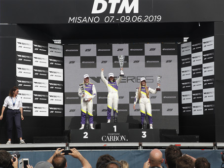 Chadwick edges Visser to take second win in Misano
