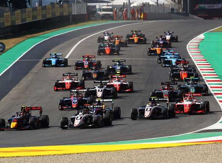 FIA F3: Sophia Floersch rounds out debut season in Mugello