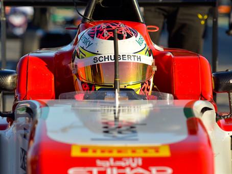 F4 Italy: Hamda Al Qubaisi fights hard in Imola race 3