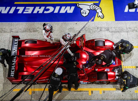 Le Mans 24 Hours: 22H update - Floersch completes driving duties, as both teams sit in P9