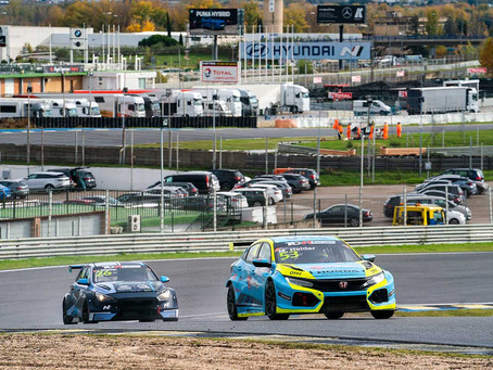 Nightmare season finale for the ladies of TCR Europe