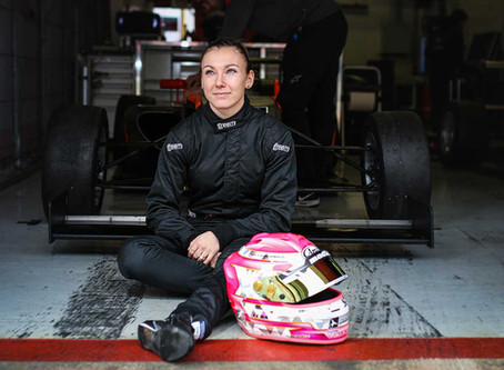 Lena Bühler: the new female face of Spanish F4
