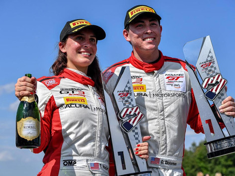 Taylor Hagler takes maiden win in SRO, unlucky weekend for Vogel at Road America