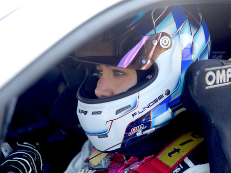 Francesca Linossi crowned Italian GT class champion