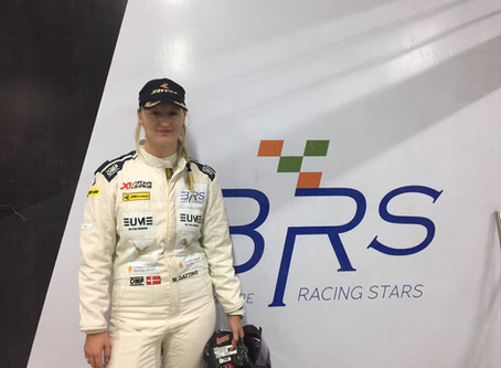 "Michelle Gatting: ""Looking forward to a driver's track like Chennai"""