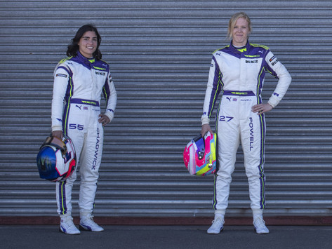 Jamie Chadwick and Alice Powell to join WEC rookie test