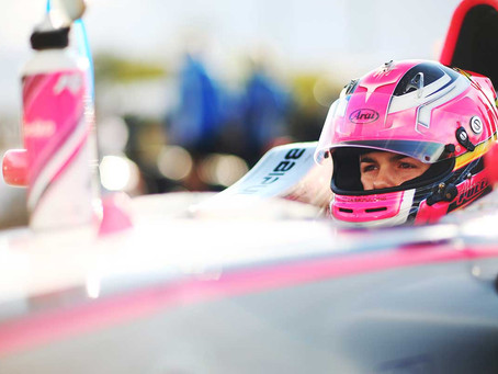 F3 debut for Abbi Pulling alongside the F1 circus in Imola