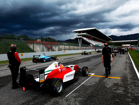 F4 Italy: Hamda Al Qubaisi closes in on pace after a valuable learning weekend in Mugello
