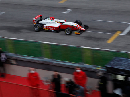 Italian F4: tough first race for Hamda Al Qubaisi, but encouranging pace for Sunday at Mugello