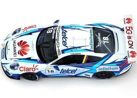 Tatiana Calderon joins Porsche Supercup at Mexican F1 GP