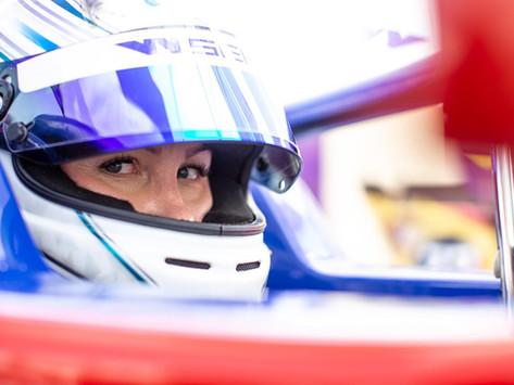 W Series: Emma Kimiläinen pips Alice Powell to Zandvoort pole position
