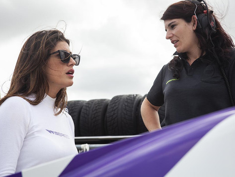Vicky Piria launches female-dedicated Simulator day