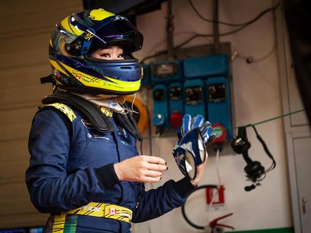 Samantha Tan Racing to step up to GT3 in 24H Series in 2022