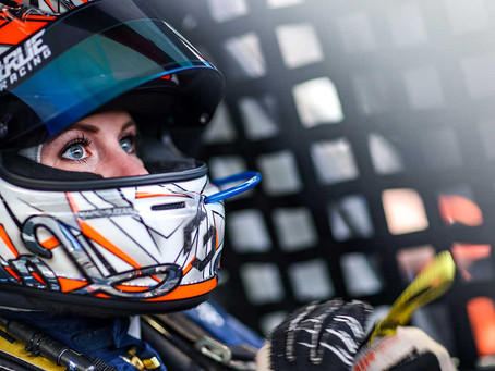 P6 at debut for Laura Kraihamer in a very rainy  TCR Germany round