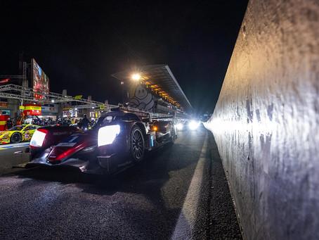 24H Le Mans, 8 Hours: Floersch crashed out, Iron Dames battle for top-10