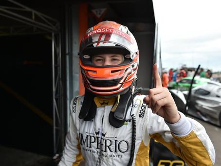 Bruna Tomaselli takes pole, victory and vice-champion title in Brazilian Endurance finale