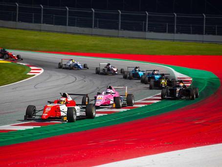Last lap drama for Hamda Al Qubaisi in Italian F4