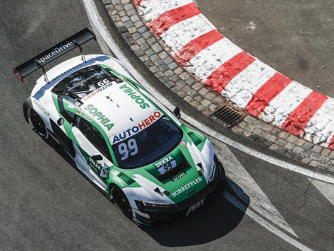 Sophia Floersch completes positive DTM debut season with more points at Norisring