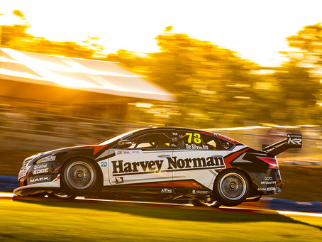 """Up and down"" weekend for De Silvestro in Darwin"