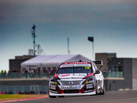 De Silvestro pleased with qualifying improvements at the Bend