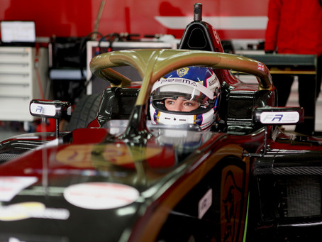 Positive Friday for Jamie Chadwick in Formula Regional practice sessions in Imola