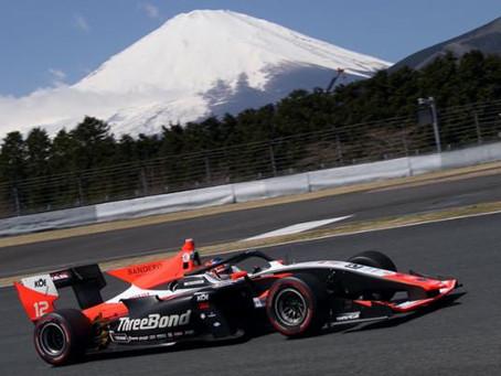 Calderon completes SuperFormula season finale despite Troubles on the formation lap