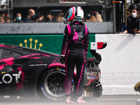 """Racing Beyond Limits"": Iron Dames launch web series"