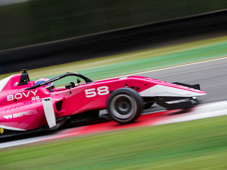 Sarah Bovy joins WSeries grid for home race