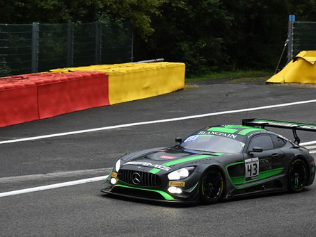 Christina Nielsen scores podium finish at 24 hours of Spa