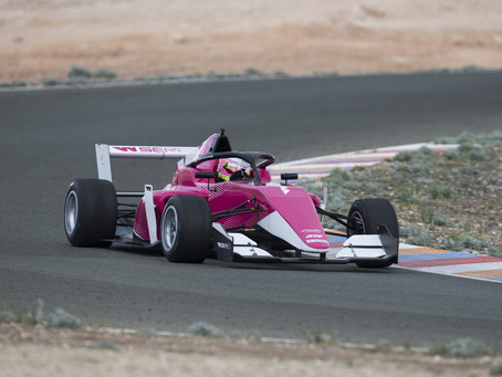 W-SERIES DRIVER SELECTION GETS UNDERWAY IN SPAIN