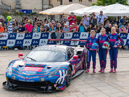 Le Mans: the Iron Dames