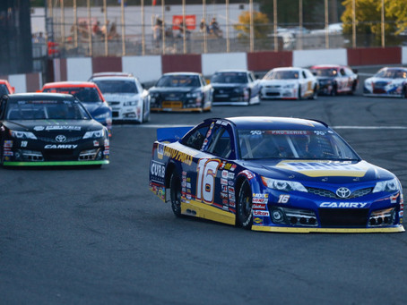 Deegan takes 3rd at Douglas County in NASCAR K&N