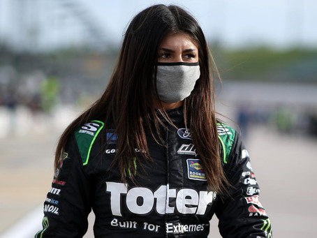 Deegan clinches her best result of the season so far at Kansas