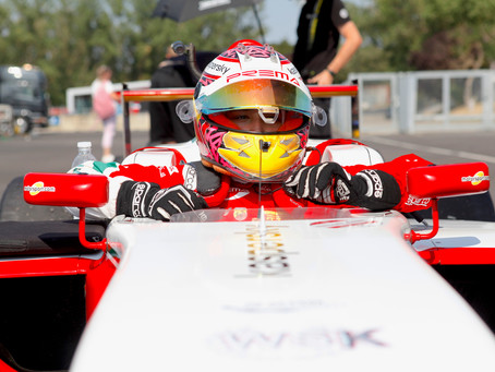 Al Qubaisi recovers 7 positions despite slow start, Weug misses opportunity in Imola race 1
