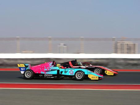 F3 Asia: Amna Al Qubaisi and Irina Sidorkova make positive F3 debut