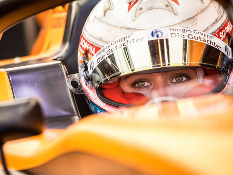 Sophia Floersch moves up to P21 after farcical FIA F3 qualifying