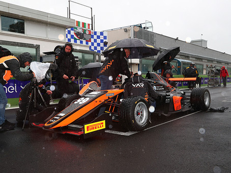 F.Regional race 3 cancelled for adverse weather