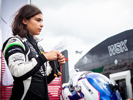 Jamie Chadwick confirmed at Williams F1