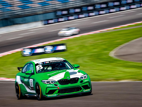 Promising start for the BMW M2 Cup with 5 Ladies on the Grid