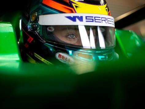 Sabré Cook ready for new W Series season