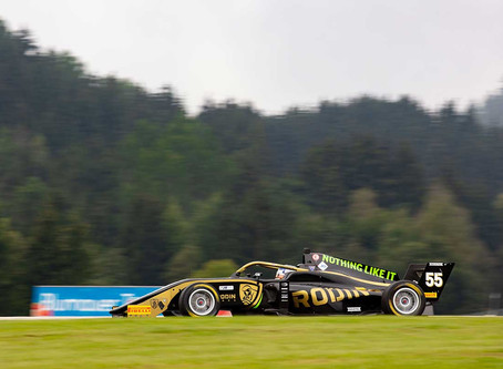 More technical gremlins for Jamie Chadwick in Austrian Race 2