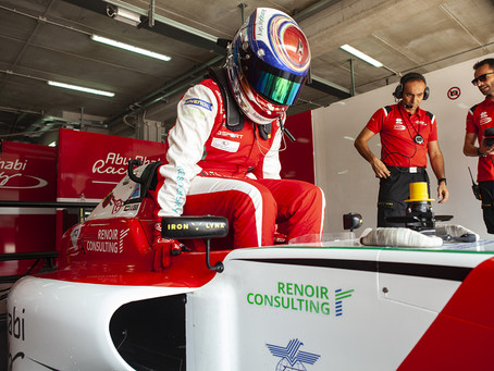 Amna Al Qubaisi claims best seasonal result with top-15 in Italian F4