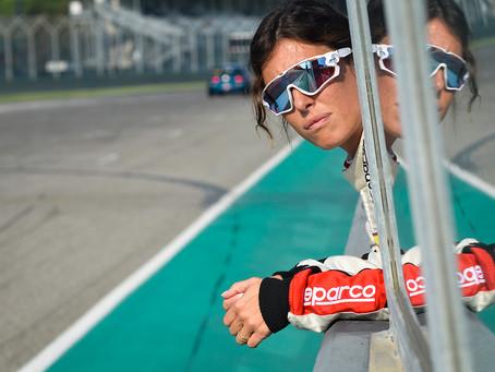 Carlotta Fedeli: the racing mom