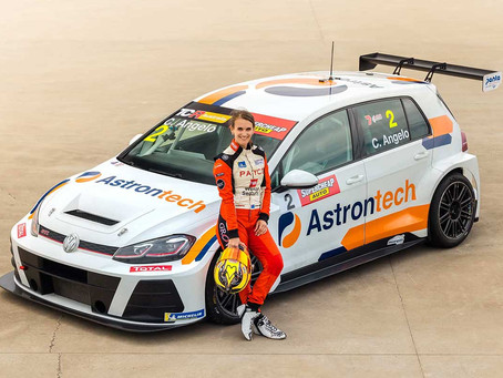 Chelsea Angelo joins TCR Australia field for Phillip Island round
