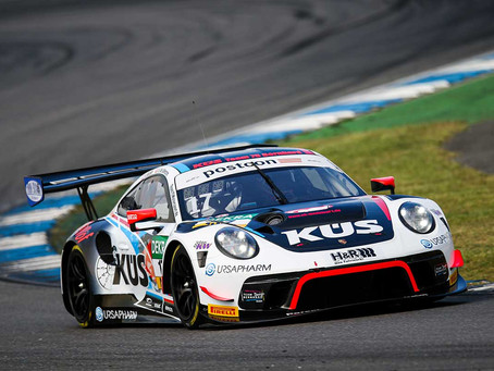 Lights & Shadows in GT Masters At Hockenheimring